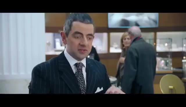 Watch and share Rowan Atkinson GIFs and Love Actually GIFs on Gfycat