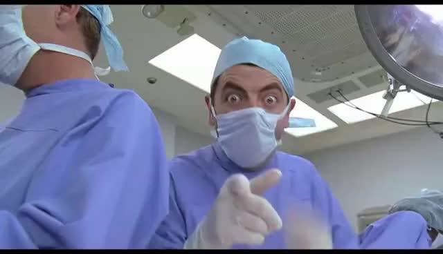 Funny Doctor Bean - Mr. BEAN