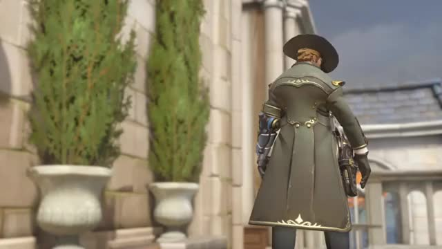 Watch and share McCree Deathmatch GIFs by FooFooFabu on Gfycat
