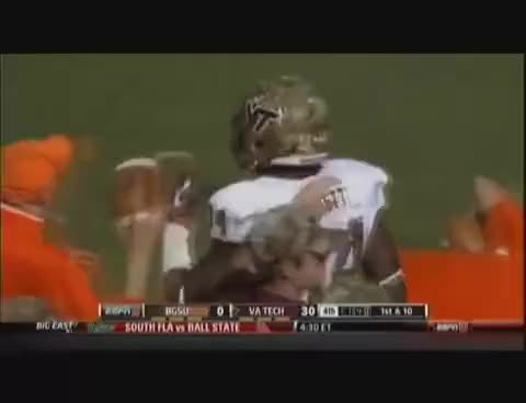 Watch Tony Gregory Block GIF on Gfycat. Discover more big hit, block, hokies GIFs on Gfycat