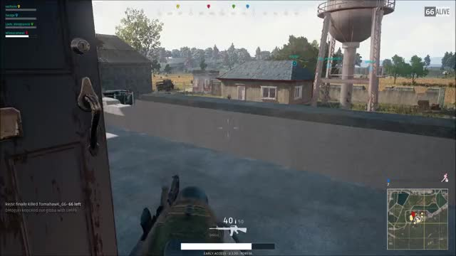 Watch PUBG 1v3 Squad from balcony GIF by @allyoucaneat on Gfycat. Discover more gamingpc, rekt GIFs on Gfycat