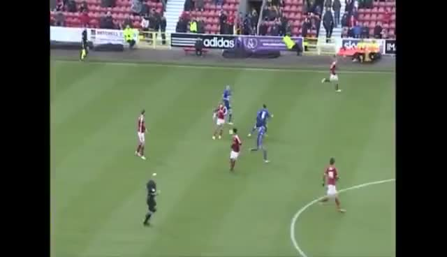Watch Swindon Town 3 - 1 Chesterfield GIF on Gfycat. Discover more related GIFs on Gfycat