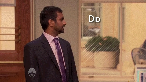 HighQualityGifs, pandr, I'm going to miss you, Parks and Recreation. (Xpost from r/pandr) (reddit) GIFs