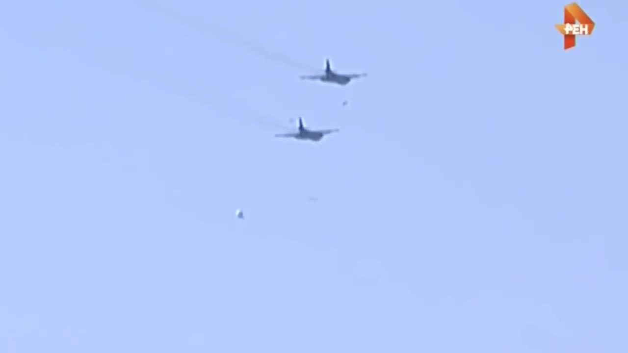 russia, Россия, Сирия, SU25 bombs away GIFs