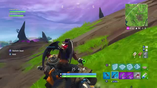 Watch Flying with a Buggy GIF by Gamer DVR (@xboxdvr) on Gfycat. Discover more FortniteBattleRoyale, coldude360, xbox, xbox dvr, xbox one GIFs on Gfycat