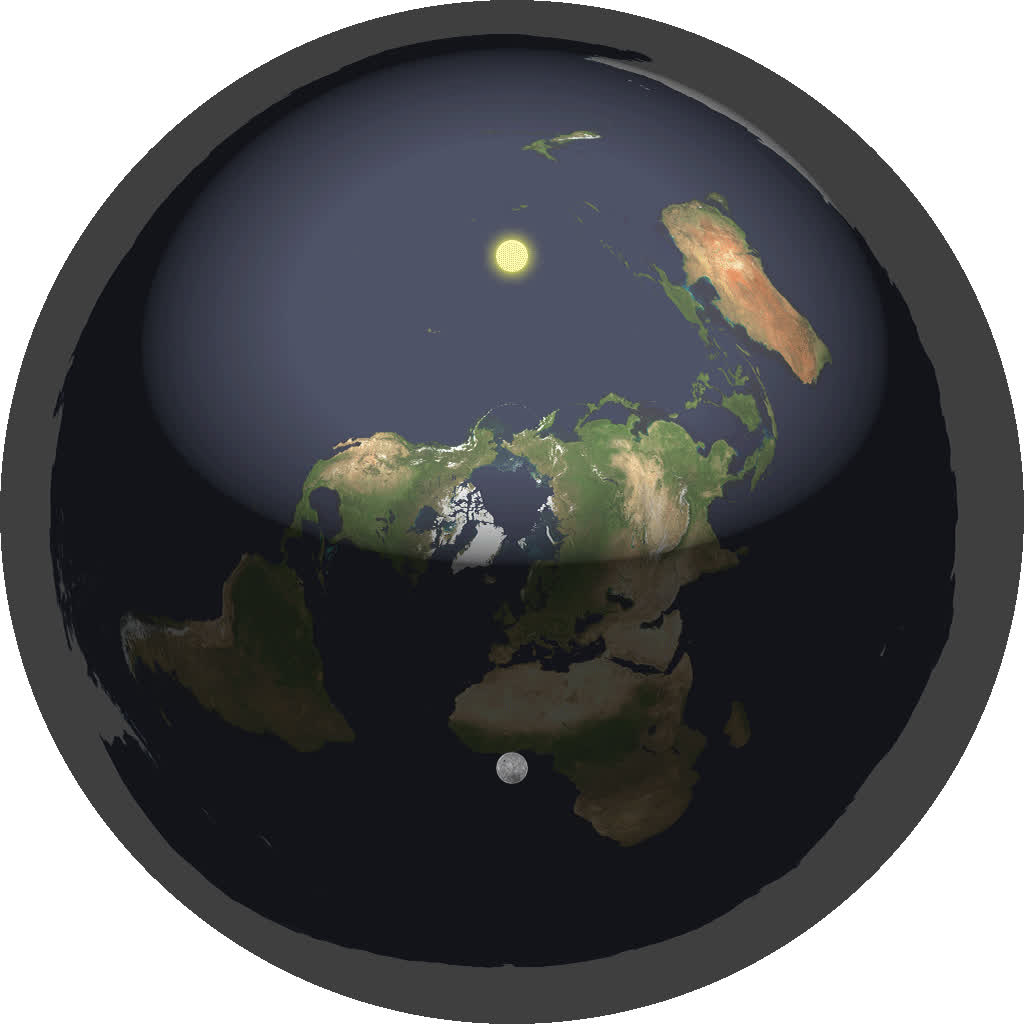 How Do Flat Earthers Explain The Equinox We Investigated Live