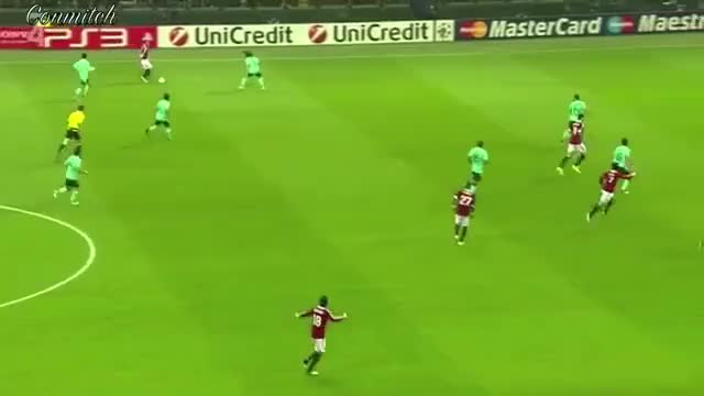 Watch Kevin Prince Boateng against Barça. (reddit) GIF on Gfycat. Discover more madtekkers GIFs on Gfycat