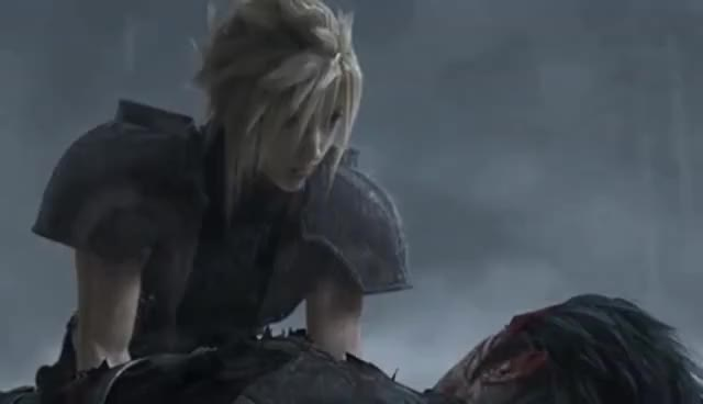 Watch Zack and Cloud GIF on Gfycat. Discover more cloud, ff7, ffvii, zack GIFs on Gfycat