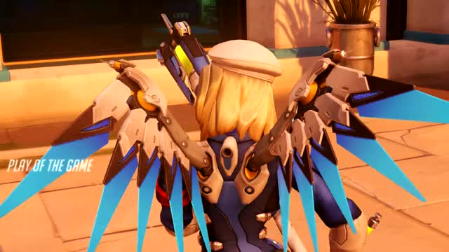 Watch demolished pt.2_17-08-15_23-52-41 GIF on Gfycat. Discover more Mercy, Overwatch GIFs on Gfycat