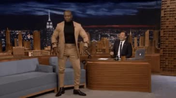 Watch and share Terry Crews GIFs by Vinegret on Gfycat