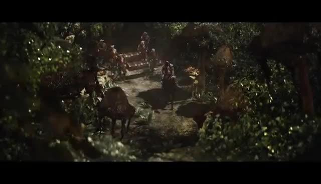 The Elder Scrolls Online: Morrowind Announcement Trailer GIFs