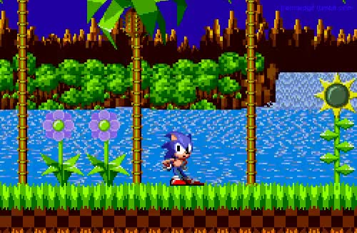 Watch and share Sonic Waiting GIFs on Gfycat
