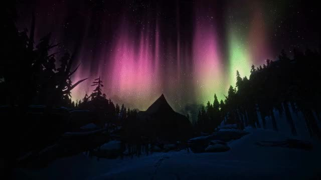 Watch Aurora - The Long Dark GIF by @davenotdave on Gfycat. Discover more related GIFs on Gfycat