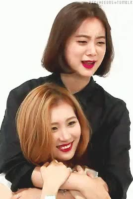 Watch *ambient noise of Yubin screaming* GIF on Gfycat. Discover more casually spells yubs name differently in every post, hyerim, lim, milim, milimmi, nilla15, reboot, sunmi, weekly idol, wonder girls GIFs on Gfycat