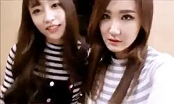 Watch and share Ahn Heeyeon GIFs and Ahn Hyojin GIFs on Gfycat