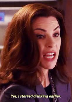 Watch Midnight Hours GIF on Gfycat. Discover more alicia florrick, aliciaflorrickxwine, feistyvagabond, grace florrick, julianna margulies, kiki ummmmmmmmmm looooooook, makenzie vega, me actually me., mine, not ouat, the good wife, 💜💜💜💜 GIFs on Gfycat