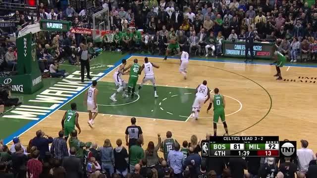 Watch and share Boston Celtics GIFs and Nba Highlights GIFs on Gfycat