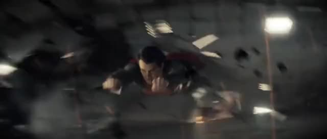 Watch Go get them! GIF on Gfycat. Discover more superman. destruccion GIFs on Gfycat