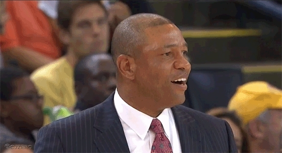 Doc Rivers, Overwatch, eagles,  GIFs