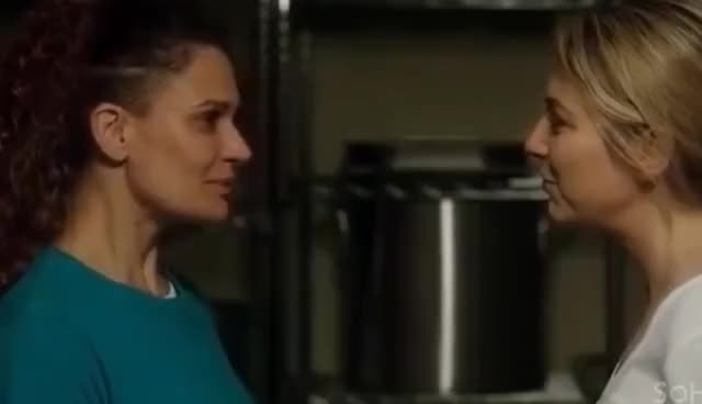 Watch Allie & Bea // Wentworth 4x08 PART 1 GIF on Gfycat. Discover more related GIFs on Gfycat