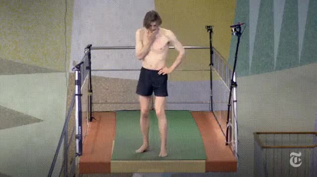 Watch 10 meter jump GIF by superkozz on Gfycat. Discover more instantregret GIFs on Gfycat