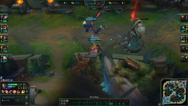 Watch gang gang GIF by @egotistical on Gfycat. Discover more draven, leagueoflegends GIFs on Gfycat