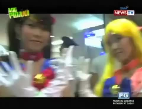 "Watch ""Ang Pinaka: Diyosa ng Kaseksihan 2012""  - #3 Alodia and Top 10 recap GIF on Gfycat. Discover more related GIFs on Gfycat"