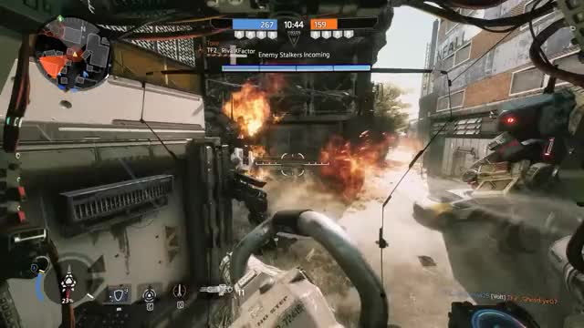 Watch and share Titanfall 2 GIFs and Video Games GIFs by RealityMachina on Gfycat