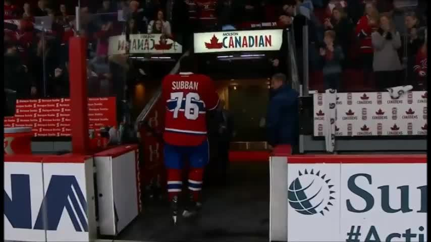 habs, Subban signs the camer GIFs
