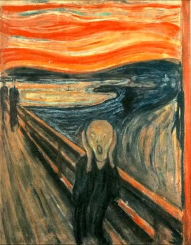 Watch this omg GIF by The GIF Smith (@sannahparker) on Gfycat. Discover more Edvard Munch, gasp, omg, shocked, the scream, whoa, wtf GIFs on Gfycat