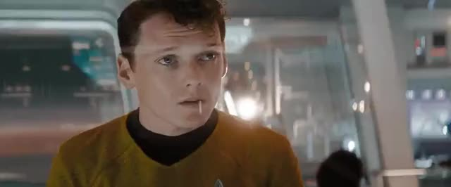 Watch and share Anton Yelchin GIFs and Star Trek GIFs by Star Trek gifs on Gfycat