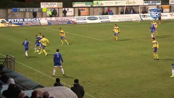 Watch Kevin Dzierzawski goal for Peterhead v Stenhousemuir after neat one-two (reddit) GIF on Gfycat. Discover more ScottishFootball, soccer GIFs on Gfycat