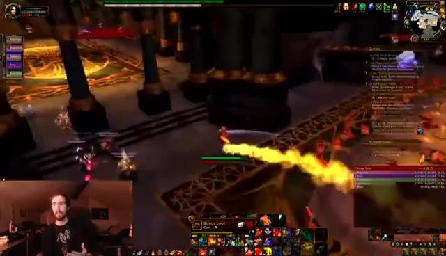 How to Summon and Kill Nightbane in Karazhan Patch 7.1
