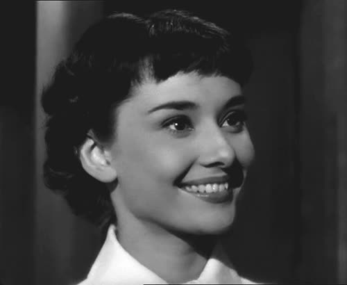 Audrey Hepburn, thank you, thanks, Thanks GIFs