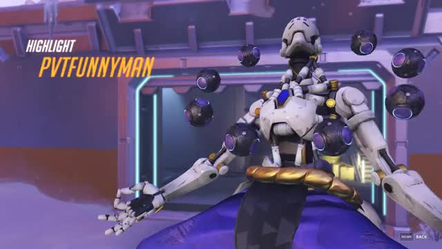 Watch PvtFunnyman Rapid Discord GIF on Gfycat. Discover more Zenyatta GIFs on Gfycat