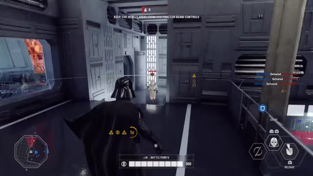 Watch and share The Darth GIFs by cracklyrabbit on Gfycat