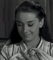 Watch audrey hepburn smile wink flirt gif  Tumblr GIF on Gfycat. Discover more audrey hepburn GIFs on Gfycat