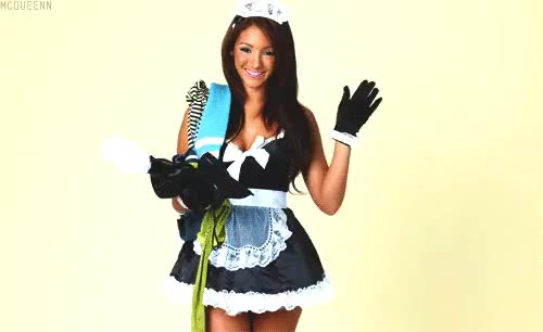 Watch and share Maid GIFs on Gfycat