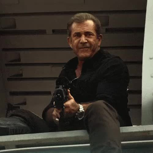Watch and share Mel Gibson GIFs and Gun GIFs on Gfycat