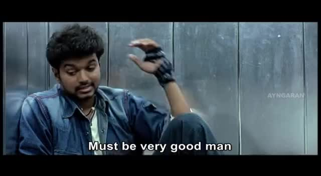 Watch and share Pokkiri Tamil Movie Scenes   Vijay And Asin Got Stuck In A Lift   Vadivelu Korangu Bomma Comedy GIFs on Gfycat