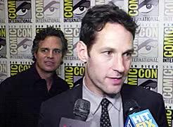 Watch and share Mark Ruffalo GIFs and Comic Con GIFs on Gfycat