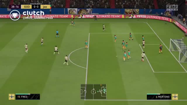 Watch and share Ea Sports™ Fifa 20 GIFs and Clutch Win GIFs by Clutch.win on Gfycat
