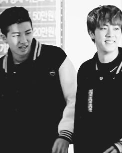 Rapmonster Ship Gifs Search | Search & Share on Homdor