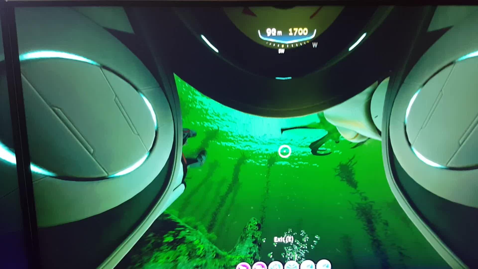 Subnautica, Subnautica Reaper Ride GIFs