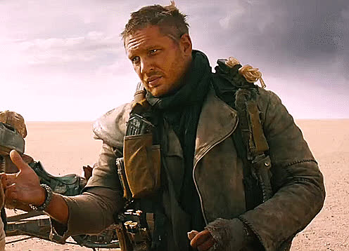 mad max, mad max fury road, tom hardy, Mad max GIFs