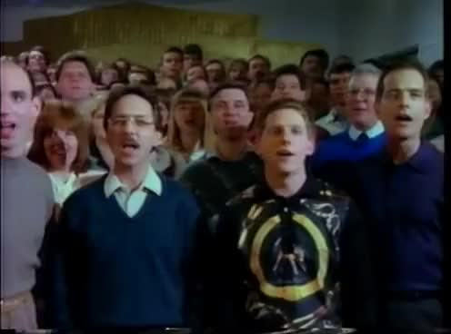 Watch 'We Stand Tall' — Original Scientology leak — embarrassing as so many top execs have since fled GIF on Gfycat. Discover more related GIFs on Gfycat