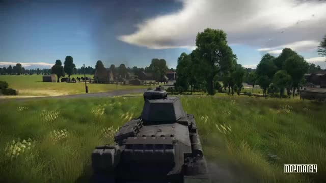 Watch and share Warthunder GIFs and Tank GIFs by mopman94 on Gfycat