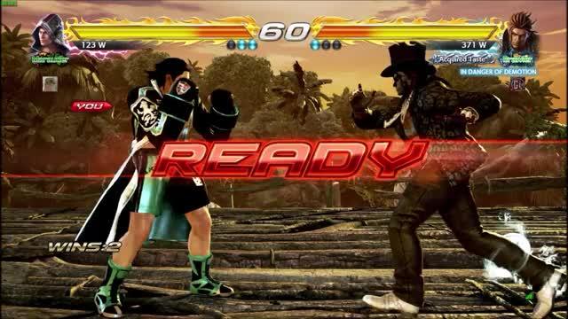 Watch and share Tekken 7 GIFs by snoopwolfe on Gfycat