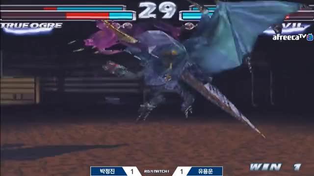 Watch and share 고인물 게임대전 - 철권 태그 토너먼트 : 4강, 결승 (따규해설) GIFs on Gfycat
