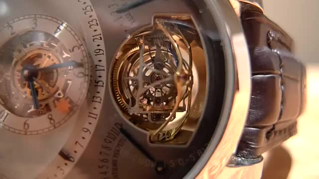 Watch Untitled GIF on Gfycat. Discover more EngineeringPorn, Tourbillon GIFs on Gfycat